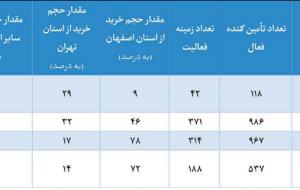 تعداد تأمین کنندگان داخلی فولاد مبارکه به ۱۰ هزار رسید