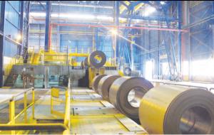 تولید کلاف گرم در مجتمع فولاد سبا از ۱۲۰ هزار تن در ماه گذشت