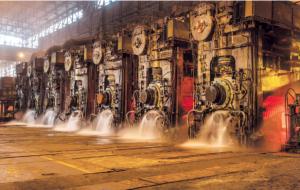 طراحی و ساخت عرضسنج لیزری در واحد نورد گرم فولاد مبارکه
