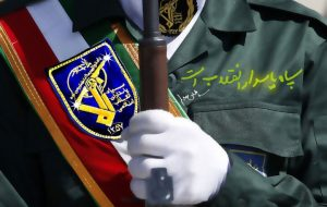 نسل امروز سپاه پاسداران وارث ۴۰ سال سلحشوری و از خودگذشتگی