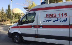 اسفند ۹۸ روزانه ۴۷ هزار تماس به اورژانس تهران پاسخ داده شده است