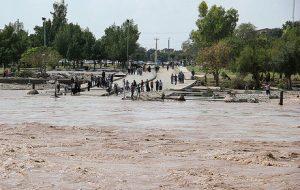 پیشبینیهای سازمان فضایی از وقوع سیل در ایران
