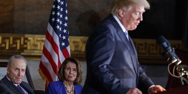 هشدار سران دموکرات کنگره به ترامپ درباره اقدام نظامی علیه ایران