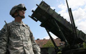 استقرار سامانه دفاع موشکی از سوی آمریکا در پایگاه التاجی بغداد