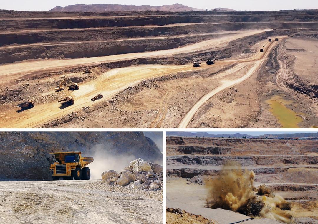 شرکت ماهان سیرجان ثبت کرد؛ کسب رتبه نخست معادن کشور در میزان استخراج ماهانه سنگ آهن