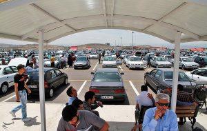 سرکشی بازار خودرو با گرانی دلار