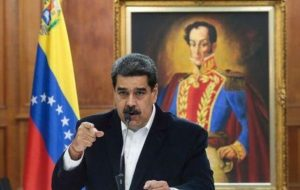 نگرانی آمریکا از ارتباط ونزوئلا با ایران، روسیه و چین به روایت بولتون