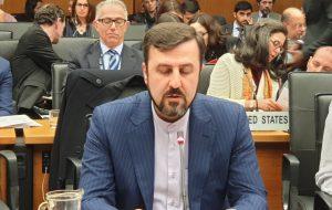 غریبآبادی:کشف بیشترین مواد مخدر توسط ایران به رغم تحریمهای آمریکا