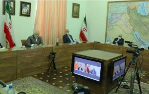 انتقاد وزیران خارجه ایران و چین از یکجانبهگرایی قلدرمابانه آمریکا