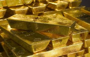 طلای جهانی دوباره رکورد زد