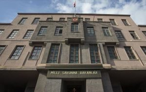 ترکیه: از اکتبر گذشته تاکنون حدود ۱۰۰۰ عضو پ.ک.ک/ی.پ.گ را خنثی کردهایم