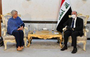 وزیر خارجه عراق: اولین سفرم به تهران و ریاض خواهد بود