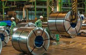 تولید ۹۵ درصد ورق گرم کشور در فولاد مبارکه