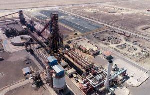 دستیابی به دومین رکورد تولید ماهانۀ آهن اسفنجی در شرکت فولاد سفیددشت