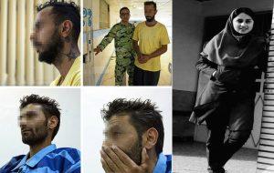 مادر رومینا اشرفی در دادگاه غش کرد / شوهر قاتلش او را هم تهدید به مرگ کرد+فیلم