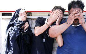 راننده زن شیطان اصلی باند پلید تهران بود