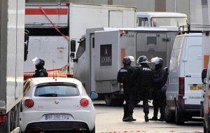 سرقت ۹ میلیون یورو از ماشین حمل پول در فرانسه