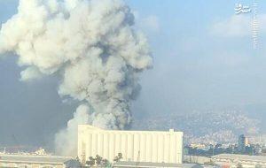 فیلم| پشت پرده انفجار مهیب در بیروت چیست؟