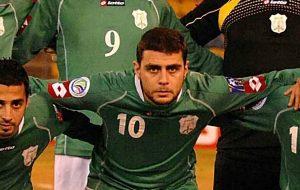 مرگ فوتبالیست ملی لبنان با گلوله + عکس