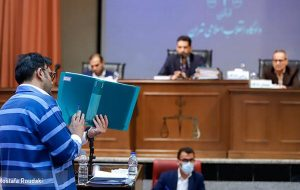 پشت پرده انتشار کلیپهای جلسات دادگاه امامی در فضای مجازی
