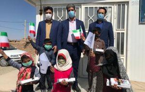 تبلت های بانک رفاه به دانش آموزان خراسان جنوبی اهدا شد