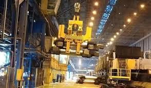 طراحی و ساخت رول تانگِ حمل غلتک در مجتمع فولاد سبا