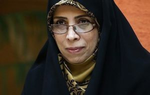 واکنش الهام امینزاده به حضور در انتخابات ۱۴۰۰: به کاندیداتوری فکر نکردهام