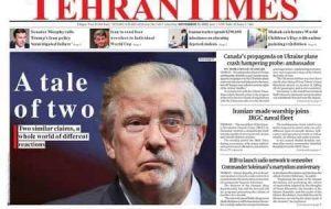 واکنش مدیرمسئول پیشین تهران تایمز به عکس جنجالی موسوی و ترامپ