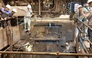 چابک سازی خطوط تولید مجتمع فولاد سبا