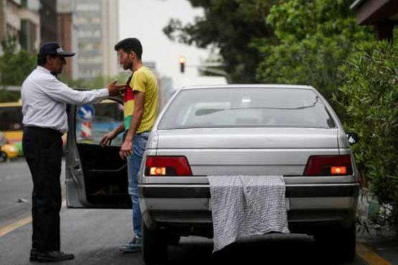 مالکان خودرو های پلاک مخدوش دادگاهی می شوند