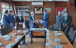 بانک رفاه کارگران در تجهیز دانشگاه علوم پزشکی استان کهگیلویه و بویر احمد مشارکت کرد