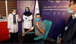اظهارات سومین داوطلب تزریق واکسن ایرانی کرونا پس از تزریق