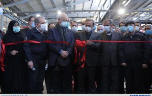 کامیونت ایرانی شیلر ۸ تن رونمایی و خط تولید انبوه مینی بوس پگاسوس افتتاح شد