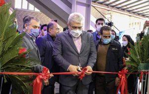 مرکز شتابدهنده تحقیق و نوآوری گروه قطعه سازی کروز افتتاح شد