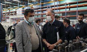 اشتغال ۱۲ هزار نفری در کروز می تواند الگوی بسیار خوبی برای سایر واحدهای تولیدی کشور شود