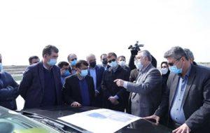 بازدید مدیران بانک رفاه از طرح های عمرانی استان گلستان