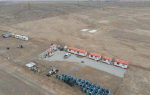 (نیروگاه خورشیدی ۱۰ مگاواتی اردیبهشت ماه امسال به بهرهبرداری میرسد