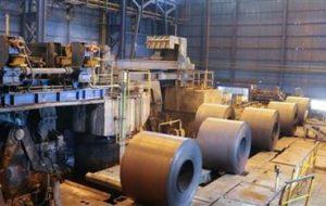 ثبت رکورد روزانه ۵ هزار و ۱۲۳ تن کلاف گرم در مجتمع فولاد سبا