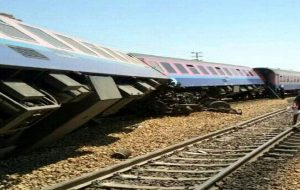 ۳۰ کشته و ۵۰ زخمی بر اثر تصادف ۲ قطار در پاکستان
