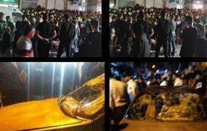 مردان پلید شب تاسوعا بازداشت شدند / دوربین های مداربسته چه صحنه هایی را شکار کردند