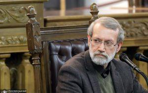 درخواست علی لاریجانی از آملی لاریجانی بعد از ردصلاحیتش چه بود؟