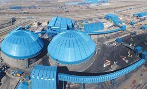 (دستیابی به بیشترین تولید ماهانه گندله در فولاد سنگان