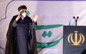حضور سید ابراهیم رئیسی در جمع مردم ورامین
