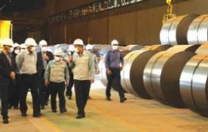 (با توجه به نیاز جدی کشور به محصولات فولاد مبارکه خواهان محدودیت تأمین گاز این مجموعه نیستیم