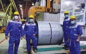 رکوردشکنی تولید در فولاد امیرکبیر کاشان