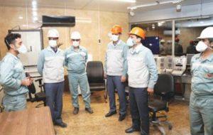 معاون نیروی انسانی و سازماندهی شرکت فولاد مبارکه: زیباسازی محیطهای صنعتی با توجه به شاخصهای طب کار انجام میشود