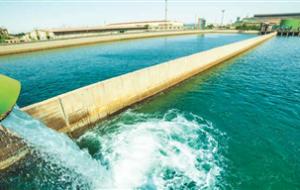 (مدیر اجرای پروژههای انرژی و سیالات شرکت فولاد مبارکه خبر داد؛ استحصال آب صنعتی از پساب شهری برای نخستین بار در کشور
